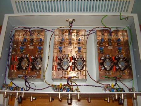 Électronique et instrumentation