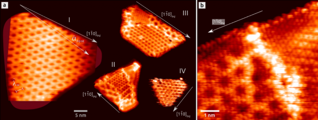 Nanoparticules, oxides et scanning probe microscopy 2