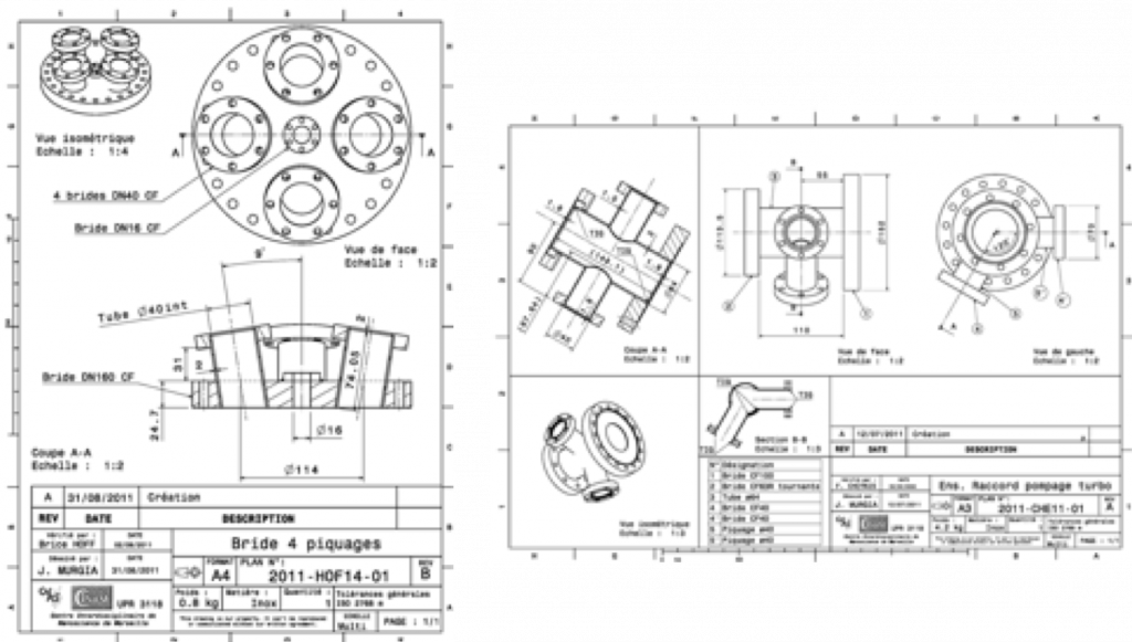 Bureau d'études - Mécanique, Infrastructure - Bâtiments 9